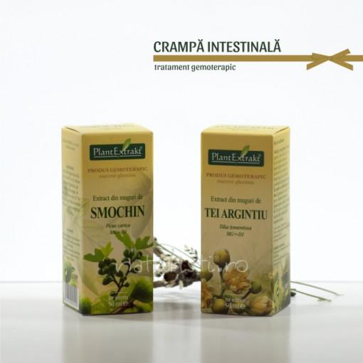 Tratament naturist - Crampa intestinala (pachet)