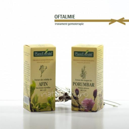 Tratament naturist - Oftalmie (pachet)