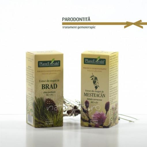 Tratament naturist - Parodontita (pachet)