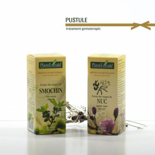 Tratament naturist - Pustule (pachet)