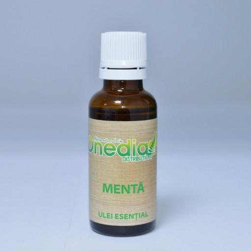 Ulei esential menta - 30 ml