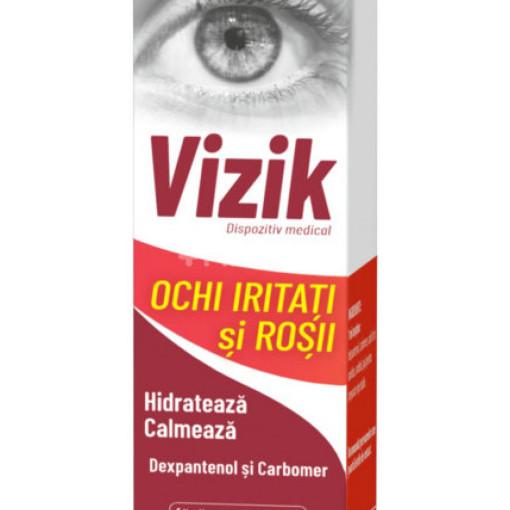 Vizik ochi iritati si rosii - 10 ml