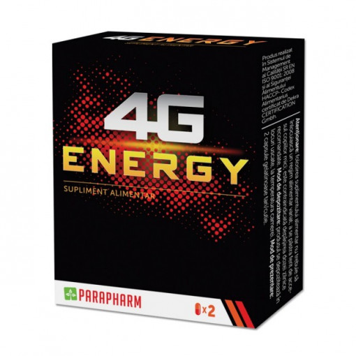4G Energy - 2 cps