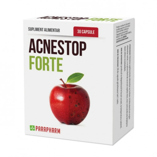 Poze Acne Stop Forte - 30 cps