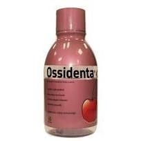 Apa de gura Ossidenta cu cirese si menta - 250 ml