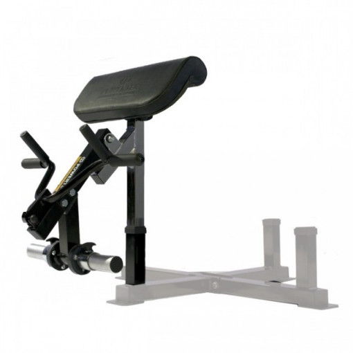 Aparat optional biceps Powertec WB-CMA