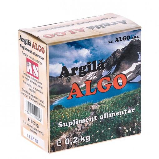 Argila ALGO 200 gr.