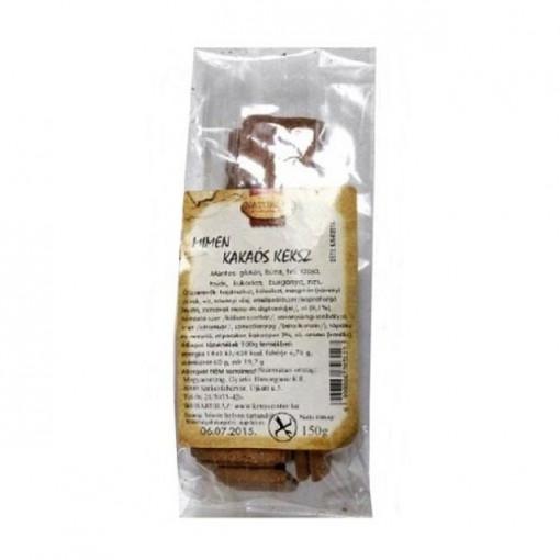 Biscuiti cu cacao - 150g - Mimen
