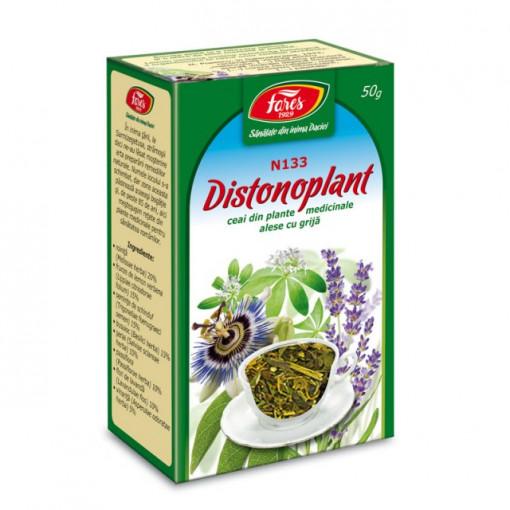 Ceai Distonoplant N133 - 50 gr Fares