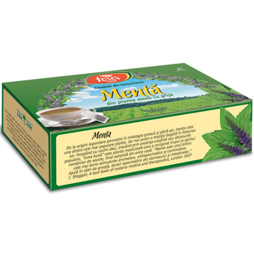 Ceai Menta - 80 plicuri