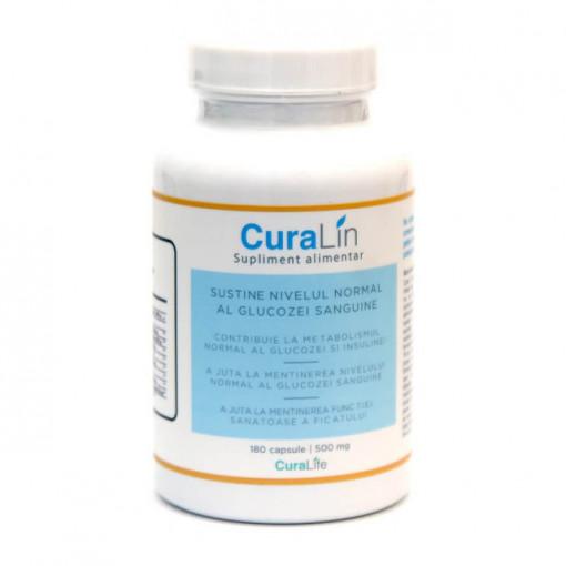 CuraLin 500 mg - 180 capsule - Sia Silvanols