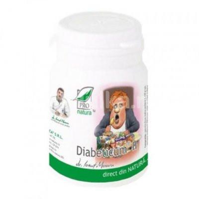 Diabeticum II - 90 cps