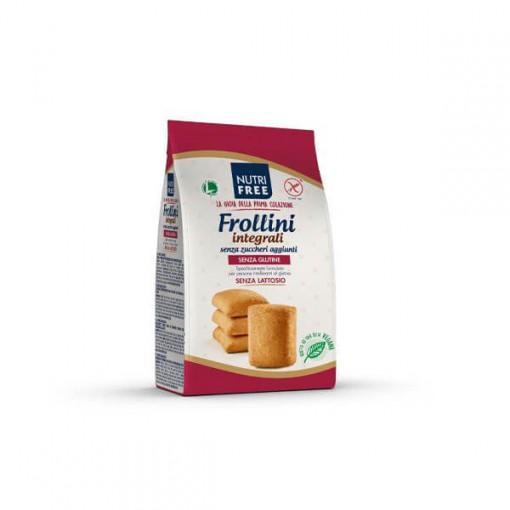 Frollini integrali - Biscuiti integrali - 250 g - NutriFree
