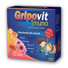 Gripovit Imuno - 12 acadele