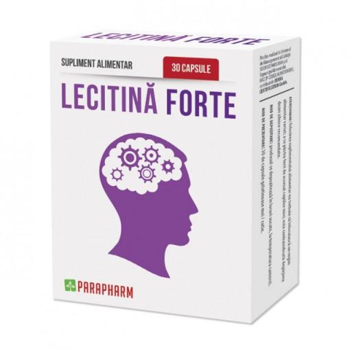 Lecitina Forte - 30 cps