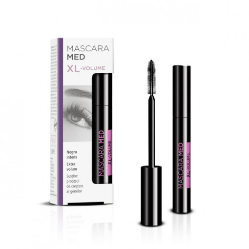 Mascara Med XL-Volume - 6 ml