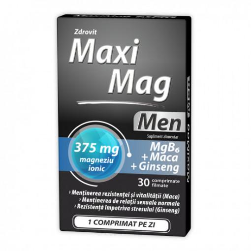MaxiMag Men - 30 cpr