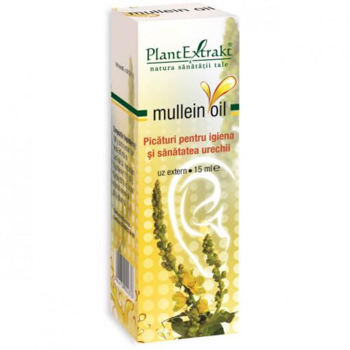 Mullein Oil 15 ml - pt sanatatea urechii (curent)