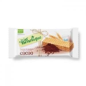 Napolitane cu crema de cacao BIO - 40g