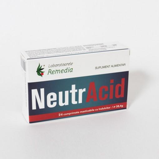 NeutrAcid - 24 cpr masticabile