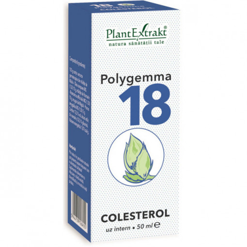 Polygemma nr. 18 - Colesterol