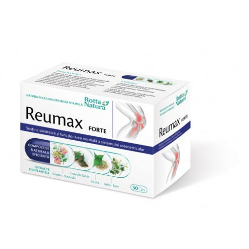 Reumax forte - 30 cps