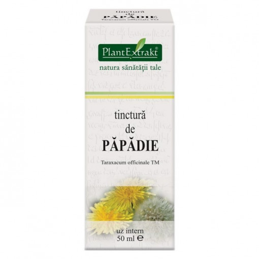 Tinctura de Papadie 50 ml (TARAXACUM OFF)