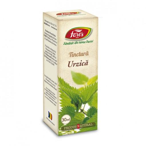 Tinctura de Urzica - 30 ml Fares