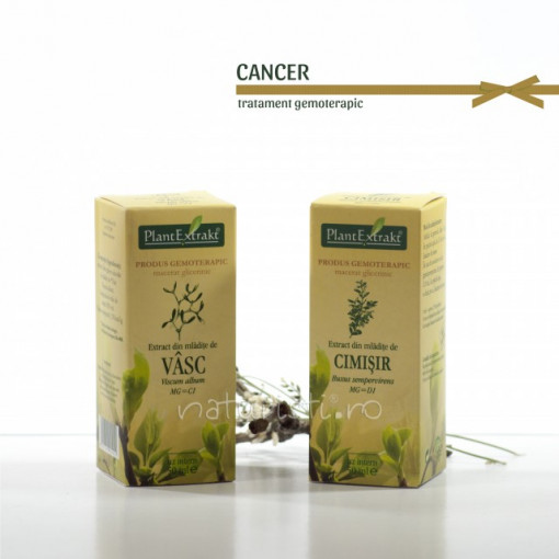 Tratament ajutator - Cancer (pachet)