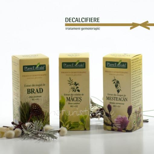 Tratament naturist - Decalcifiere (pachet)