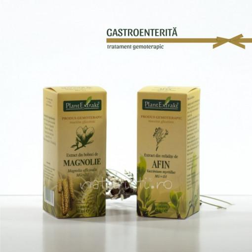 Tratament naturist - Gastroenterita (pachet)
