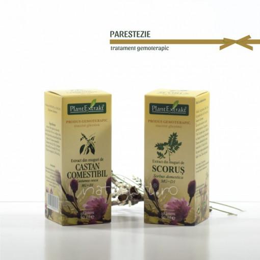 Tratament naturist - Parestezie (pachet)