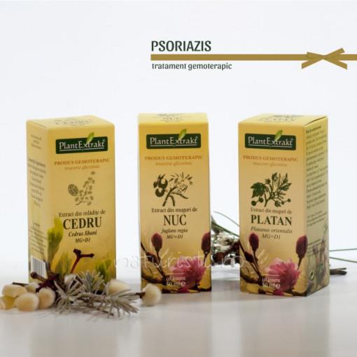 Tratament naturist - Psoriazis (pachet)