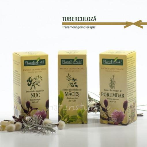 Tratament naturist - Tuberculoza (pachet)