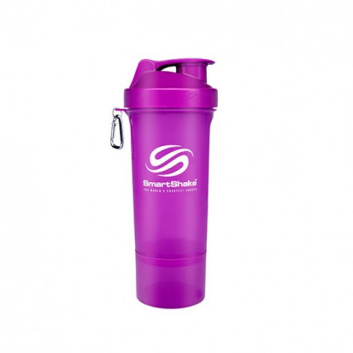 Shaker SmartShake slim mov 500 ml