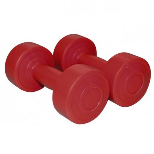 Gantere aerobic rosu 3 kg x2 1165