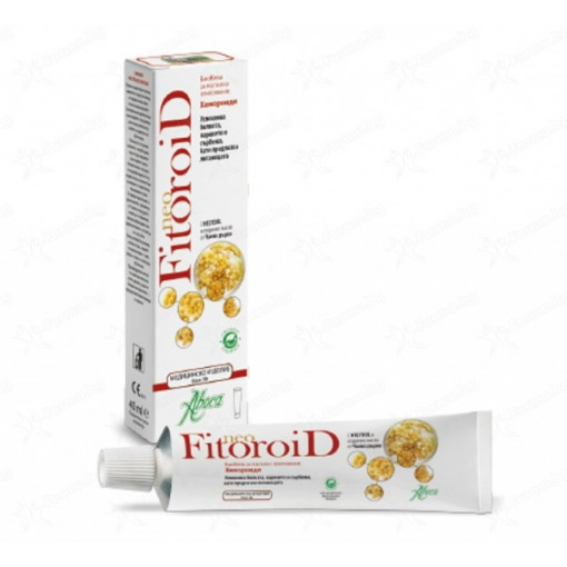 NeoFitoroid Bio Unguent - 40 ml