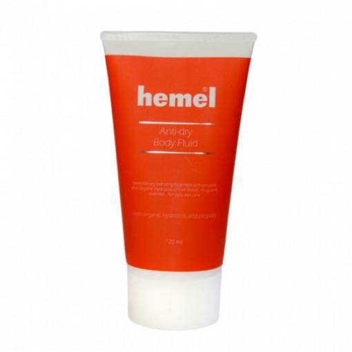 Crema reconfortanta pentru ingrijirea corpului - Hemel Anti-dry Body Fluid - 120ml