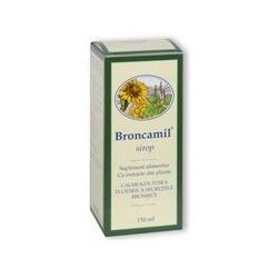 Sirop Broncamil - 150 ml Bioeel