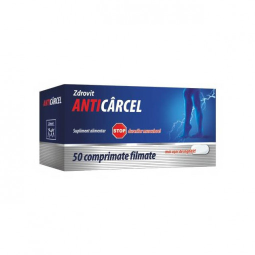 Anticarcel - 50 cps