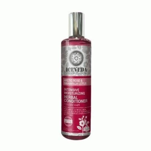 Balsam intensiv hidratant cu Trandafir Arctic si Lotus de Maharaja - 280 ml Iceveda