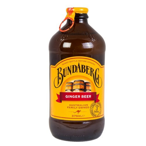 Poze Bundaberg Bautura Ginger Beer - 375ml