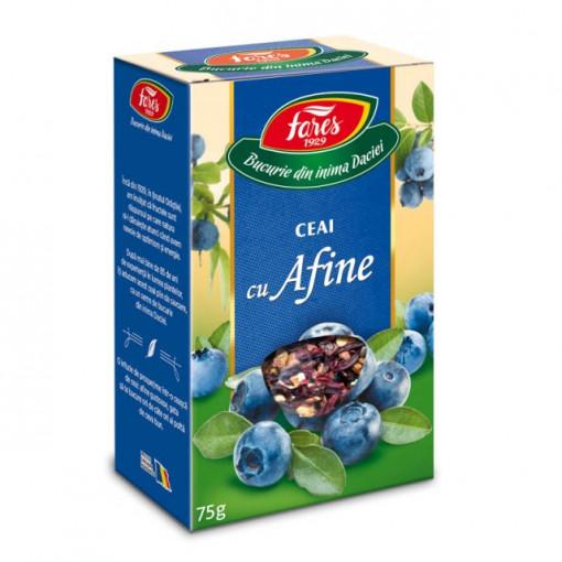 Ceai cu afine - 75 gr Fares