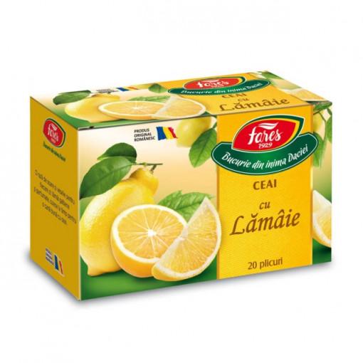 Ceai cu lamaie - 20 dz Fares