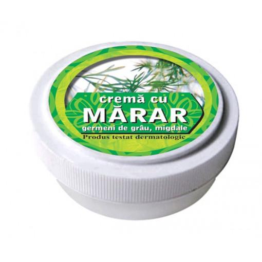 Crema cu extract de marar, ulei de germeni de grau, miere de albine 15 g