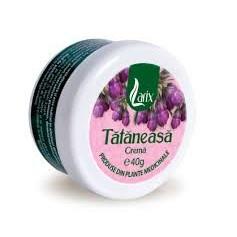 Crema tataneasa Larix