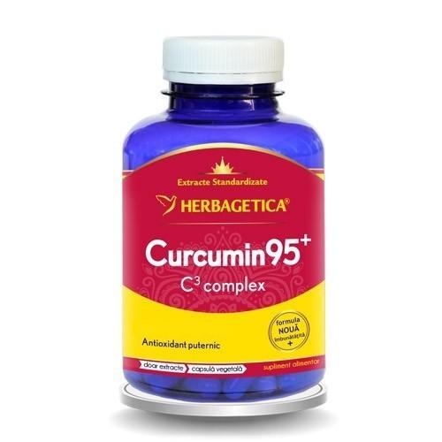 Curcumin 95+ C3 complex - 120 cps