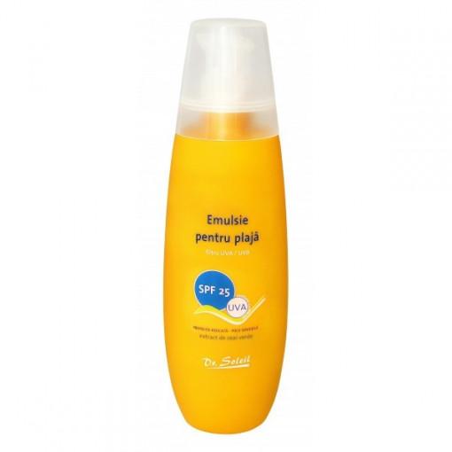 Emulsie pentru plaja SPF 25 - 200 ml