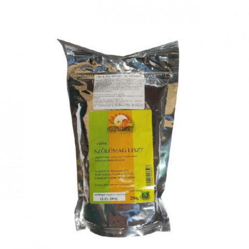 Faina din Samburi de Struguri - 250 g - Naturbit