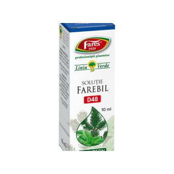 Farebil 10ml - aparat digestiv, bila (litiaza), ficat